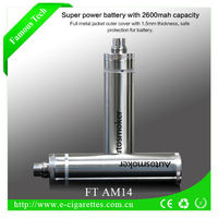 eGo electronic cigarette AM14 pen cloutank m4 kit 18650 battery holder e-cigarette,e-cig