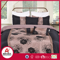 2016 Spring Luxury Comoforter Sets,6 pcs Bedding Sheet for Home