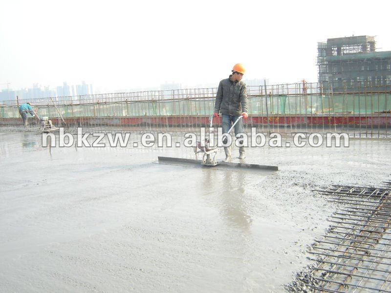 Honda engine KCD surface finishing screed concrete vibrating screed
