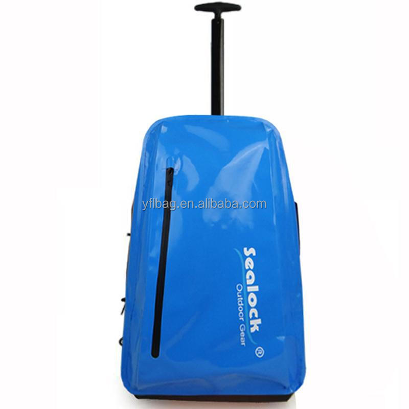 School trolley bag waterproof china supplier