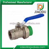 1/2'' or 3/4'' or 1'' or 2'' high quality good selling cw614n or cw617n brass ball valve for water dn80 pn16