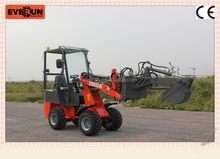 Everun Brand CE Approved ER08 Mini Excavator,New Farm Digger For Sale
