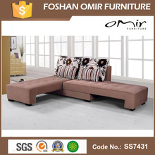 2016 European Living Room/Bedroom Furniture Adjustable Sofa Bed SS7431