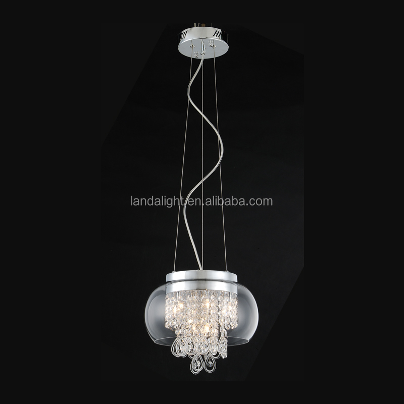 Crystal Glass Lamp Shade