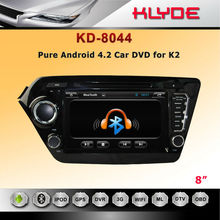 special price 2DIN auto multimedia navigation system for K2