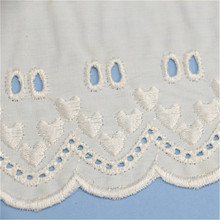 Senior Lace Silk Embroidery Fabric For Wedding Dress