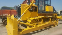 Original Japan Cheap Bulldozer Used D85 Crawler Bulldozer For Sale