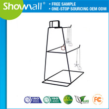 Metal jewellery / jewelry display shelves rack stands for shops