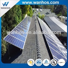 Adjustable Roof Mounting System in Solar PV Mounting System with Aluminum alloy material
