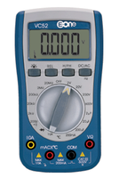 Best Analog Dual Display Digital Multimeter with All Ranges Protection VC52