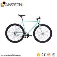 CE Approved 700C Hi- Ten Steel Fixed Gear Bike ASB - FG - S01
