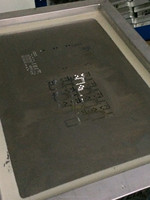 Low price factory price smt steel pcb solder paste stencil