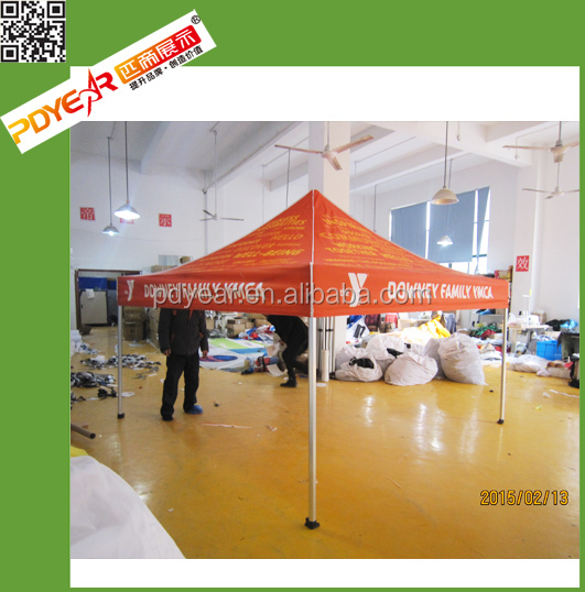 waterproof camping canopy cheap pop up canopy exhibition tent design