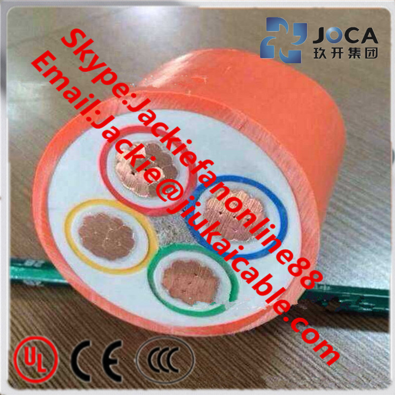 xlpe (irradiated) insulated low-smoke free-halogen flame-retardancy low voltage cable