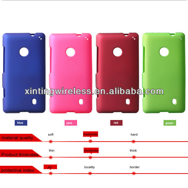 Mobile Phone Accessories Wholesale Factory Price Mobile Covers For Nokia Lumia 521