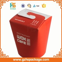 Eco-friendly Hot box food container/take out box