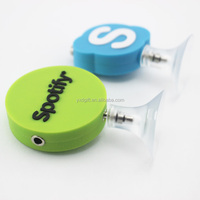 promotion gift two ways earphone splitter for MP3/MP4 sharing music
