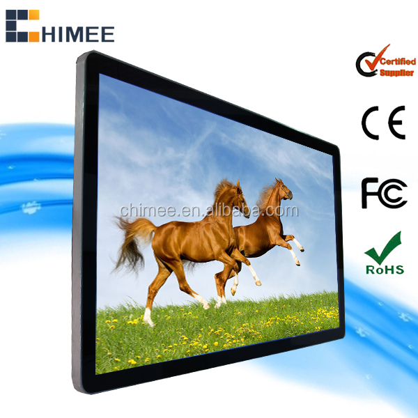 55inch wall mounted lcd android networking digital signage media player board /lcd advertising player box