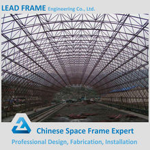 Modern design coal storage space frame steel structure from LF