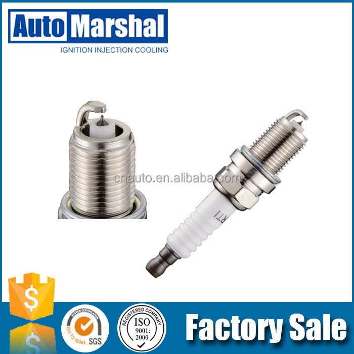 high performance auto iridium BKR6EIX spark plugs fit for VW BORA