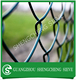 China bulk sale pvc or electric galvanized black chain link fence wholesale