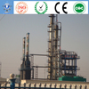 3 side cuts products of crude oil refining in common distillation units