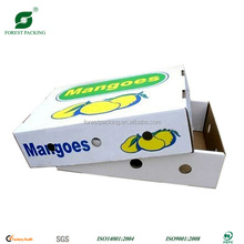 NEW DESIGN MANGO PACKING BOXES