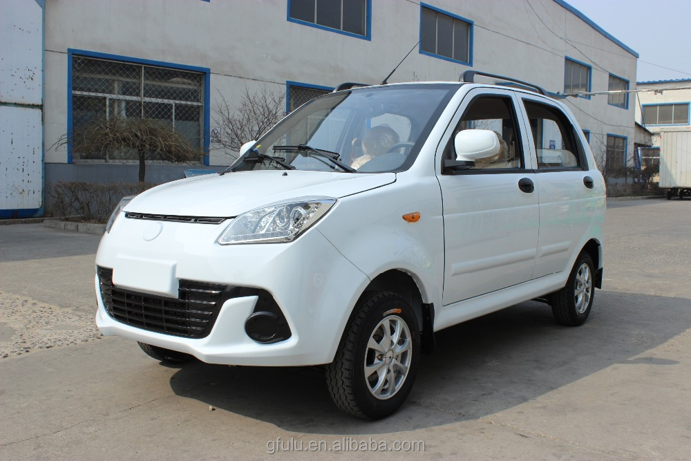 high quality chinese 4 Wheel Small Petrol Car with 4 Seats/Cheap four wheel gasoline passenger car made in china