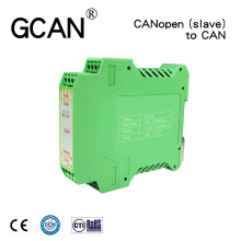 two-way communication CAN CANopen protocol converter switcher changer