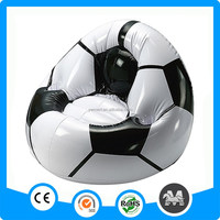 Inflatable soccer sofa, football inflatable sofa, inflatable outdoor sofa
