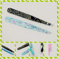 Hot selling wholesale eyebrow tweezers for wholesales