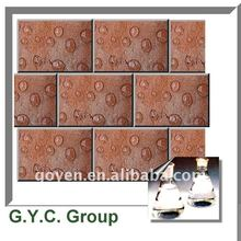 Waterproof nano ceramic coating exterior wall panel cladding hydrophobic spray