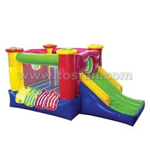 Outdoor funny inflatable mini combo jumper A3001