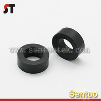 Rubber washers products manufacturer black PU sleeve
