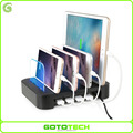 wholesale mutil fast charge cell mobile phone portable usb charger