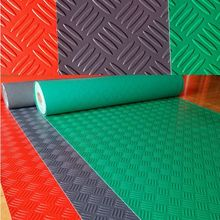 PVC anti-slip pvc floor carpet garage mat
