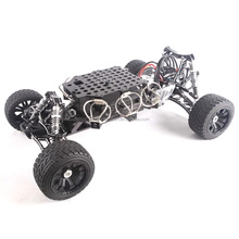 Kingmotor design 2017 KM 1/5 scale brushless electric 2WD rc camera car