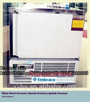 Mini Blast Freezer shock freezer quick freezer