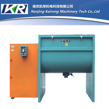 Granular Horizontal Ribbon Blender/ Plastic Granules Mixer/ Double Shaft Paddle Mixer