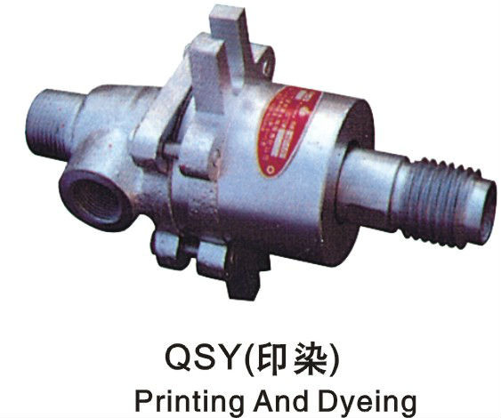 high pressure pipes fittings swivel joint for printing and dyeing