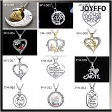 3YH Mothers Day Gifts Cheap Jewelry Wholesale Jewellery Gift Ideas Initial Fashion Women Necklace Simple Pendant Mom Necklace