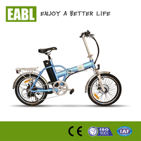 ELBA folding electric bicycles for sale