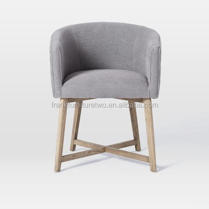 11.11 Global Sourcing Festival Quilted Tub Dining Chair