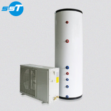 Instant domestic hot water heater heat pump,deron air source heat pump water heater