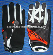Custom Men design sublimation motorcycles motocross MX Bike gloves
