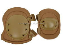 Tan High Quality Hunting HellStorm Tactical Elbow & Knee riding sports tan pad 3 color