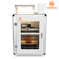 Digital Desktop 3D Printer MINGDA MD-4C with Single Nozzle 0.4mm , Best Price 3D Printer Machine Made in China for Sale