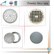 Hot selling made in China cast iron custom manhole covers