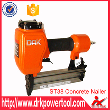 Good Quality ST38 Air Nailer/Pneumatic Concrete Nail Gun