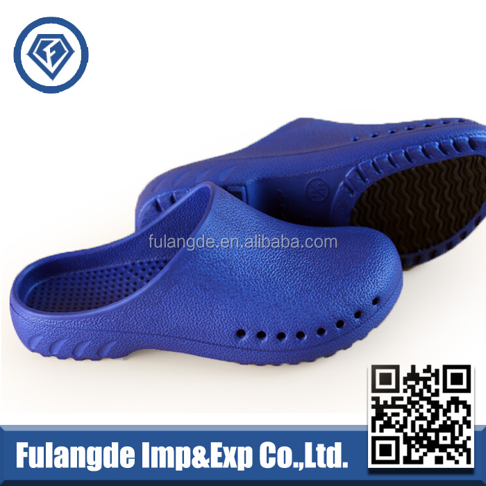 rubber nurse clogs ,non-slip medical eva clogs,unisex colorful Surgical eva clogs shoes